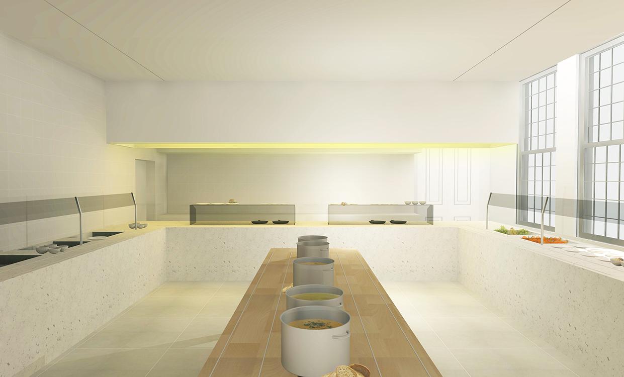 Herenhuis eetkamer idee - Idee van de eetkamer ...